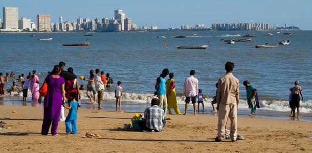 Mumbai on Intian suurin kaupunki