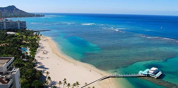 Havaiji on jokaisen unelmakohde