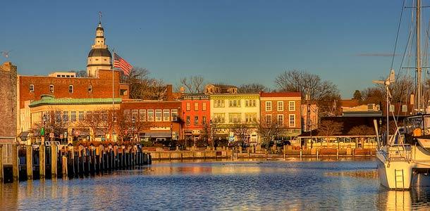 Maryland on yhdysvallat pienoiskoossa