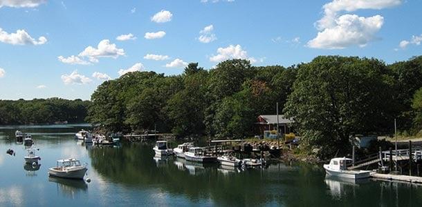 Luonnonkaunis New-Hampshire