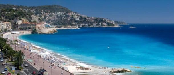 Nizzan sininen ranta
