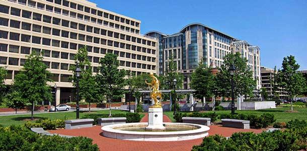 Washington D.C on miljoonien ihmisten koti