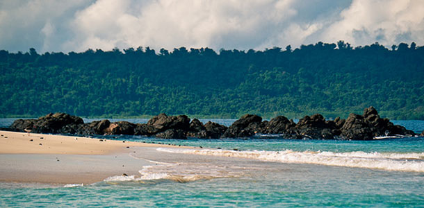 Panamassa kuuma ja kostea ilmasto