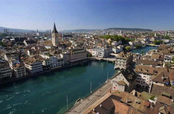 Zürich, Sveitsi