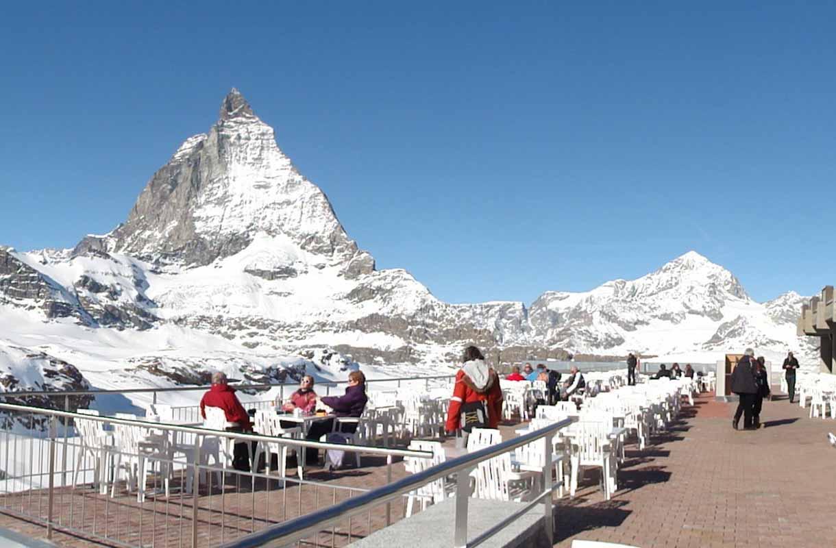 Sveitsin Ilmasto