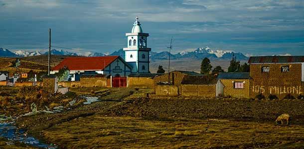 Bolivia matkailumaana
