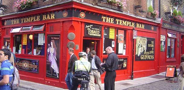 Dublinin suosittu pub