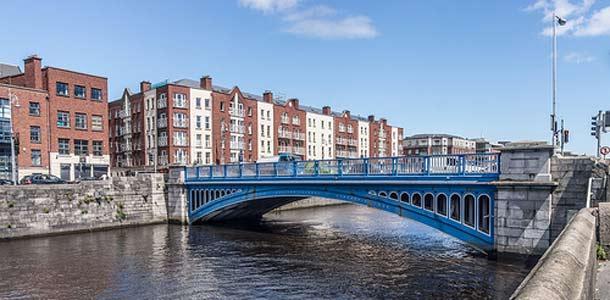 Dublinin aurinkoinen päivä