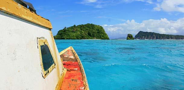 Samoassa trooppisen lämmintä koko vuoden