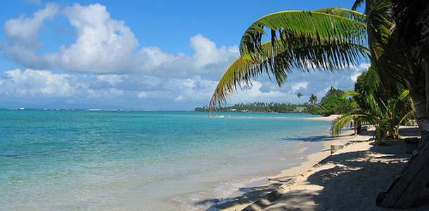 Samoan pääkaupunki on Apia
