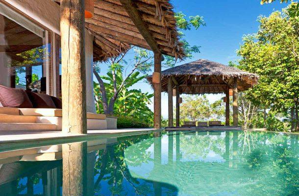 Hotelli Thaimaan Phuketissa