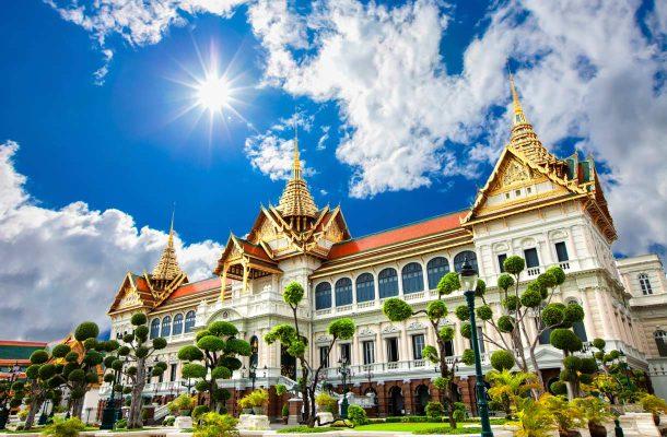 Grand Palace Bangkokissa