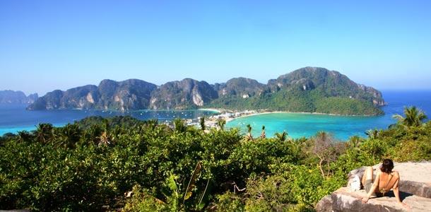 Thaimaan parhaat matkakohteet