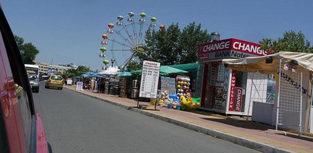 Ulan Bator on Mongolian pääkaupunki