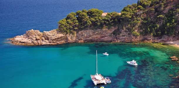 Sukeltajien suosikkikohteet Espanjassa