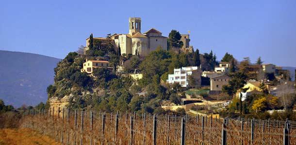 Katalonian viinitilat