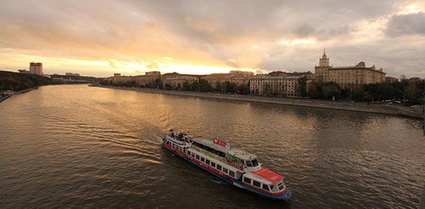 Tutustu Moskovaan risteillen