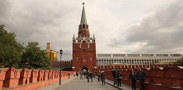 Moskovassa musiikkia, historiaa ja puistoja