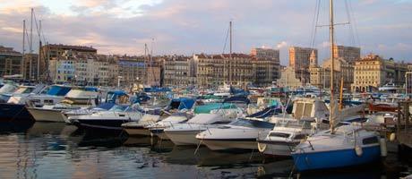 Marseillen satama