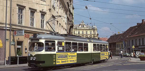 Graz on kulttuurikaupunki