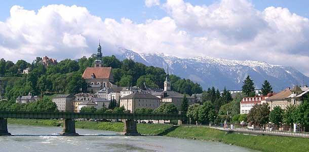 Salzburgissa nähtävää
