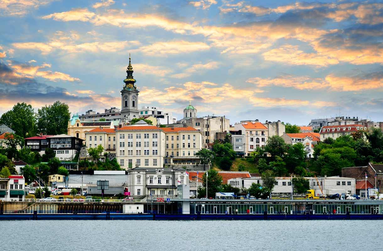 Serbian Belgrad