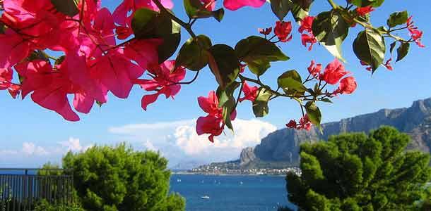 Lennot ja majoitus Sisilian saarella