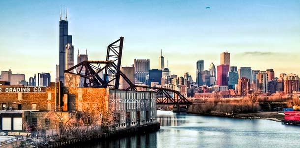 Monipuolinen Chicago