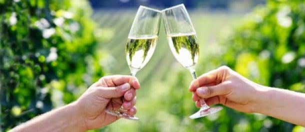 Viinimatkailijan Champagne