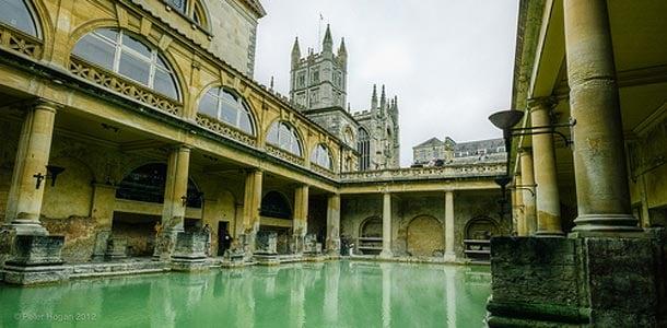 Bathin nähtävyys