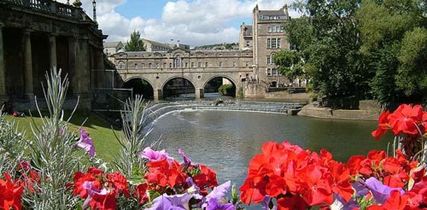 Bath on kylpyläkaupunki