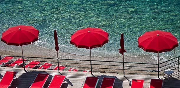 Capri on pieni paratiisi