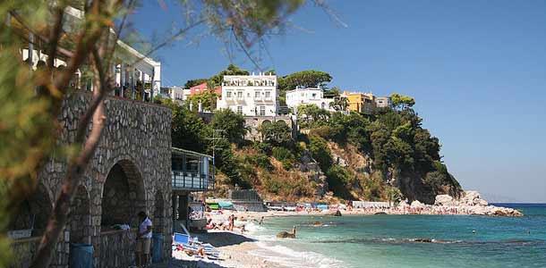 Italian parhaat rannat