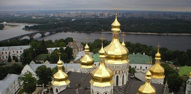 Ukraina on valtava