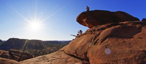 Kansallispuistot Australiassa