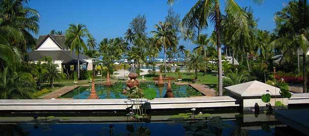 Thaimaan hotellit ovat edullisia ja hyvätasoisia
