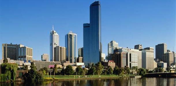 Kaupunkiloma Australiassa