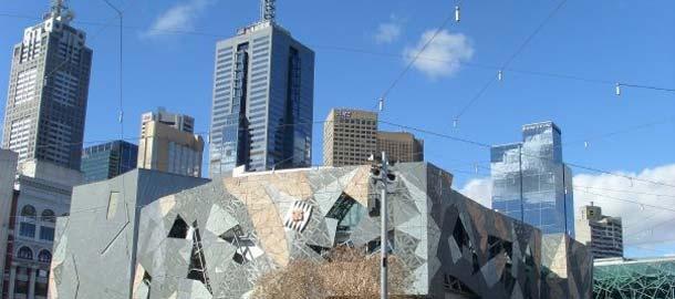 Melbournen keskusta