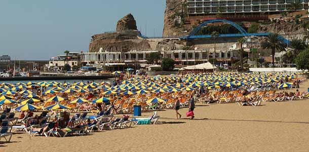 Majoitus ja liikkuminen Gran Canarialla