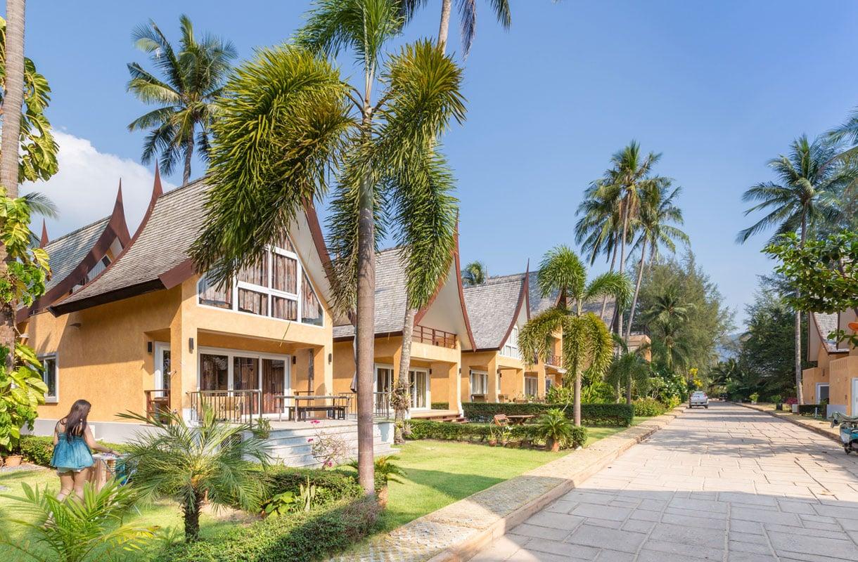 Khao Lak, Thaimaa