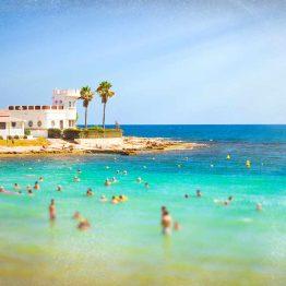 Rantaelämää Espanjan Torreviejassa