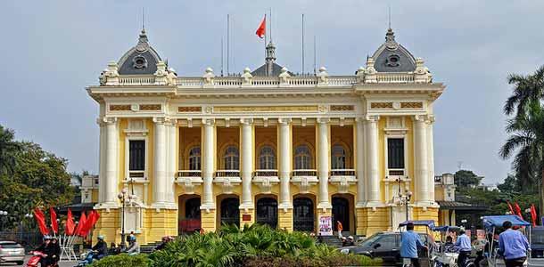 Oopperatalo Hanoissa