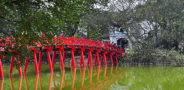 Hanoi matkakohteena