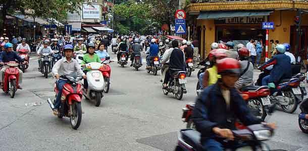 Lennot ja majoitus Vietnamin pääkaupungissa
