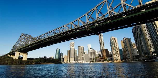 Australian itärannikon suurimmat kaupungit