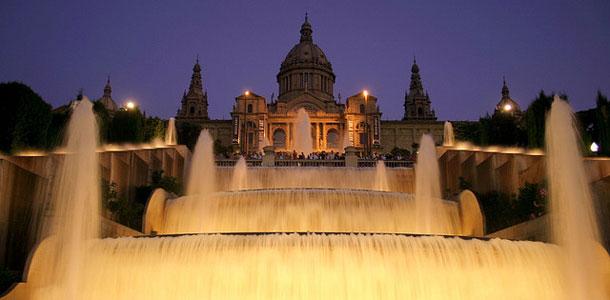 Barcelonassa iltaa vietetään aamuun asti