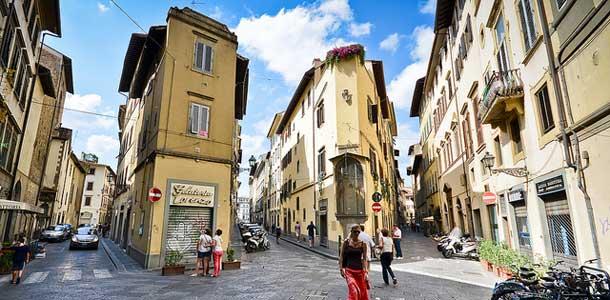 Kaupunkiloma Firenzessä