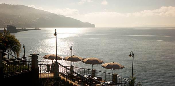 Kaunis näkyvyys Funchaliin