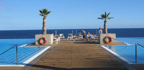 Funchal on hyvä rantakohde