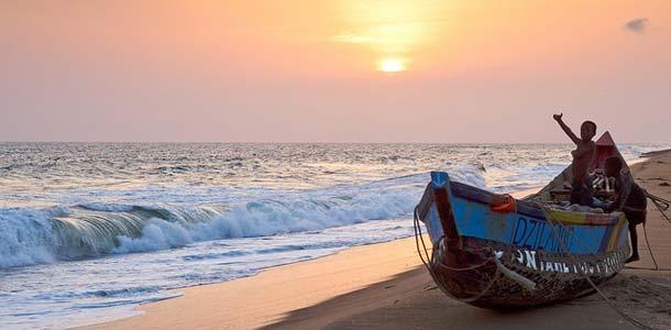 Afrikan Ghana matkailumaana